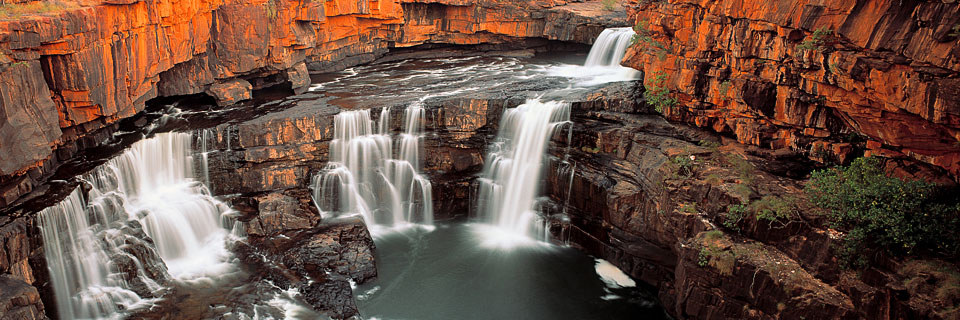 Mitchell Falls on the Gibb River Road Tour
