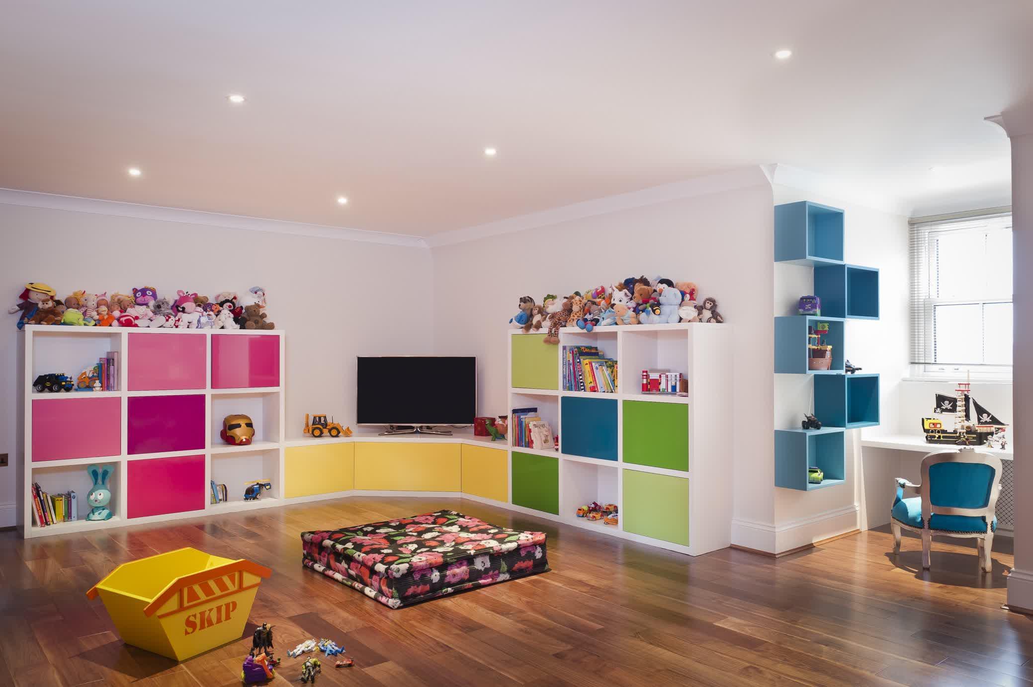 Organize Your Child's Bedroom Flooring