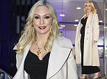 Picture Shows: Kristina Rihanoff  February 26, 2016\n \n * Strictly No Web / Online Permitted before Midnight GMT 1st March 2016 * Min fee After Midnight £50 Per Picture *\n \n Kristina Rihanoff seen attending the DotCom Children's Foundation event in London. She was showing off her baby bump in a stunning black dress.\n \n * Strictly No Web / Online Permitted before Midnight GMT 1st March 2016 * Min fee After Midnight £50 Per Picture *\n \n Exclusive All Rounder\n WORLDWIDE RIGHTS\n Pictures by : FameFlynet UK © 2016\n Tel : +44 (0)20 3551 5049\n Email : info@fameflynet.uk.com