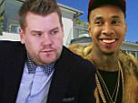 Published on Feb 29, 2016\nJames Corden agrees to give Million Dollar Listing real estate agent David Parnes a break and team up with David's Partner, James Harris, to try and sell a home to the rapper, Tyga.
