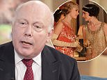 EDITORIAL USE ONLY. NO MERCHANDISING Mandatory Credit: Photo by Ken McKay/ITV/REX/Shutterstock (5608789aq) Julian Fellowes 'This Morning' TV show, London, Britain - 02 Mar 2016 Lord Fellowes tells us what we can expect from the Doctor Thorne and if it will replace the Downton shaped hole in our lives.