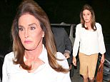 1.March.2016 - West Hollywood ñ USA\n*** STRICTLY AVAILABLE FOR UK AND GERMANY USE ONLY ***\nWest Hollywood, CA - Reality star, Caitlyn Jenner, looks ready for a date as she arrives to Craig's Restaurant in a high-slit suede skirt and half-up sexy hair.  She recently revealed that she is ready to date and would like a traditional guy and girl' relationship.  \nBYLINE MUST READ : AKM-GSI-XPOSURE\n***UK CLIENTS - PICTURES CONTAINING CHILDREN PLEASE PIXELATE FACE PRIOR TO PUBLICATION ***\n*UK CLIENTS MUST CALL PRIOR TO TV OR ONLINE USAGE PLEASE TELEPHONE 0208 344 2007*