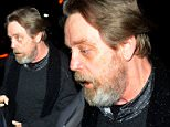 Mark Hamill in Oxford to  give a talk  at the Oxford Union\nFeaturing: Mark Hamill\nWhere: Oxford, United Kingdom\nWhen: 02 Mar 2016\nCredit: WENN.com