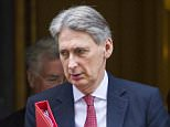 Cabinet meeting at Downing Street today, 23nd Feb 2016. Philip Hammond.