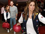 Exclusive - Editorial Use Only - No Merchandising\nMandatory Credit: Photo by JABPromotions/REX/Shutterstock (5601045az)\nLouise Redknapp and Jamie Redknapp\nM&C Saatchi Merlin Talent Bowling Event at the Ham Yard Hotel, London, Britain - 01 Mar 2016\n