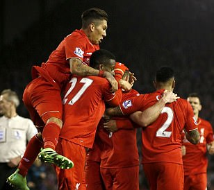 Liverpool 3-0 Manchester City: Reds exact revenge on Capital One Cup winners to derail