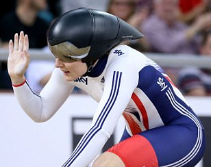 Great Britain women's team sprinters Jess Varnish and Katy Marchant fail to qualify for