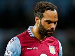 Editorial use only. No merchandising. For Football images FA and Premier League restrictions apply inc. no internet/mobile usage without FAPL license - for details contact Football Dataco Mandatory Credit: Photo by Rogan Thomson/JMP/REX/Shutterstock (5600994av) Joleon Lescott and Kieran Richardson of Aston Villa look dejected after Everton win 1-3 Aston Villa v Everton, United Kingdom - 1 Mar 2016
