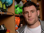 Liverpool FC footballer James Milner.