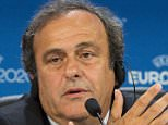 File photo dated 19-09-2014 of Michel Platini. PRESS ASSOCIATION Photo. Issue date: Wednesday February 24, 2016. Sepp Blatter and Michel Platini have had their bans from all football-related activity reduced from eight years to six years, world governing body FIFA has announced. See PA story SOCCER FIFA. Photo credit should read John Walton/PA Wire.