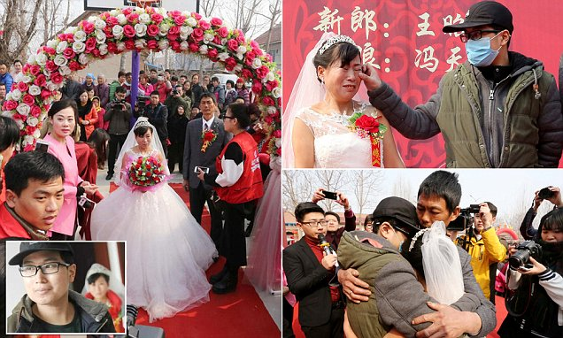 Wang Peihong forfeits cancer treatment to fund mother's wedding in Shandong