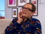 1270902 Alan Carr jokes about dancing with Prince Harry on Lorraine