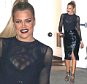 *EXCLUSIVE* Burbank, CA - Khloe Kardashian says by to her guests Terry Dubrow and wife Heather Dubrow, Burlesque Dancer and model Dita Von Teese and actress Missi Pyle, outside the studio of Khloe's new FYI talk show 'Kocktails With Khloe'. AKM-GSI          March 01, 2016 To License These Photos, Please Contact : Steve Ginsburg (310) 505-8447 (323) 423-9397 steve@akmgsi.com sales@akmgsi.com or Maria Buda (917) 242-1505 mbuda@akmgsi.com ginsburgspalyinc@gmail.com