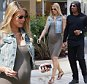 Picture Shows: Paige Butcher  March 02, 2016\n \n Eddie Murphy and Paige Butcher were spotted getting coffee in Studio City, California. Paige's baby bump is really beginning to show and is due sometime in May. \n \n Non-Exclusive\n UK RIGHTS ONLY\n \n Pictures by : FameFlynet UK © 2016\n Tel : +44 (0)20 3551 5049\n Email : info@fameflynet.uk.com