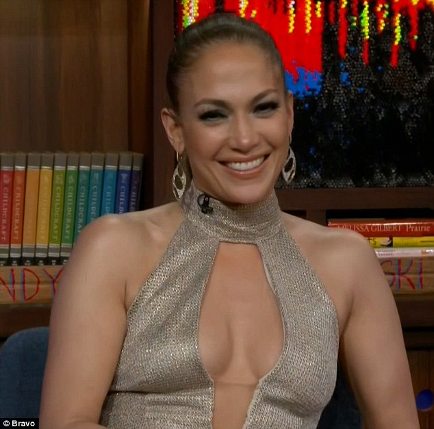 They're good: J.Lo put to rest claims that there is bad blood between her and Mariah Carey this week during an interview on Watch What Happens Live