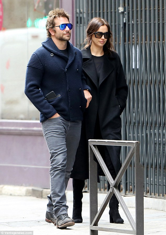 Just friends: Their outing came just days after the Silver Linings Playbook actor enjoyed a breakfast date with British beauty Naomi, 45, in Los Angeles on Saturday