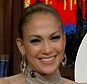 NEW YORK, NY: Monday, February 29, 2016 ¿ \n¿Watch What Happens Live¿ Host Andy Cohen chatted with pop icon and American Idol judge Jennifer Lopez, she is also starring in a new cop show on NBC called ¿Shades Of Blue.¿.\n