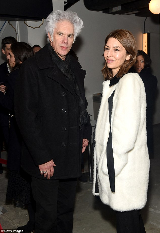 Mingling: The Lost In Translation director caught up with filmmaker Jim Jarmusch