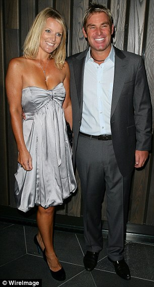 Shane was previously married to Simone Callahan during 1995 and 2005