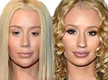 LAS VEGAS, NV - MAY 16:  Rapper Iggy Azalea at Radio Row during the 2015 Billboard Music Awards at MGM Grand Garden Arena on May 16, 2015 in Las Vegas, Nevada.  (Photo by Bryan Steffy/BMA2015/Getty Images for dcp)