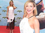 epa05191092 US actress Kate Hudson, who dubbed the voice of the character Mei Mei in the English original, arrives for the German premiere of 'Kung Fu Panda 3' at the Kino Zoo Palast cinema in Berlin, Germany, 02 March 2016. The movie opens in German cinemas on 17 March.  EPA/RAINER JENSEN