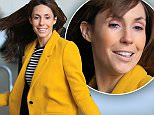 Alex Jones showing her Welsh heritage by wearing a yellow jacket the day after St David Day as she arrived at the BBC One TV studios - London\n\nPictured: Alex Jones\nRef: SPL1239494  020316  \nPicture by: Splash News\n\nSplash News and Pictures\nLos Angeles: 310-821-2666\nNew York: 212-619-2666\nLondon: 870-934-2666\nphotodesk@splashnews.com\n
