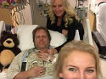 BREAKING NEWS!!!!! Captain Sig Hansen survived a heart attack . His daughter Mandy post on Instagram 3 hours ago . Wishing him all the best. Get well soon Sig.
