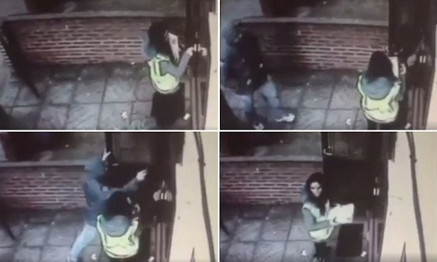 Upton Park man is attacked on his doorstep by thugs who used 'delivery driver' as decoy