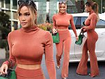 Los Angeles, CA - 50 Cent's ex - Daphne Joy shows off her curves in a tight fitting outfit while out and about in LA. AKM-GSI         March 2, 2016 To License These Photos, Please Contact : Steve Ginsburg (310) 505-8447 (323) 423-9397 steve@akmgsi.com sales@akmgsi.com or Maria Buda (917) 242-1505 mbuda@akmgsi.com ginsburgspalyinc@gmail.com