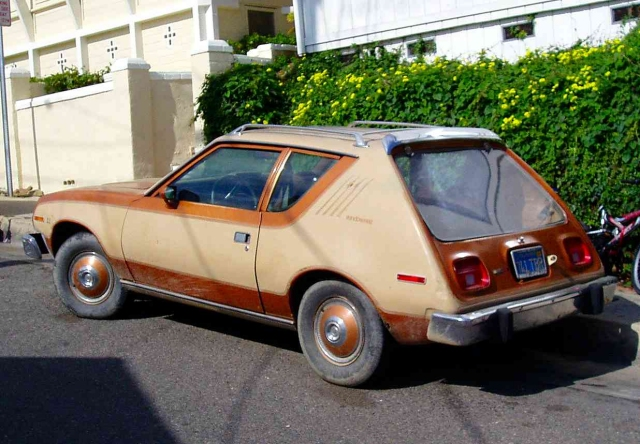 1978 AMC Gremlin Sundowner