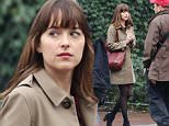 Picture Shows: Dakota Johnson  March 02, 2016\n \n American actress Dakota Johnson is spotted rehearsing scenes on the set of 'Fifty Shades Darker' in Vancouver, Canada.\n \n Non Exclusive\n UK RIGHTS ONLY\n \n Pictures by : FameFlynet UK � 2016\n Tel : +44 (0)20 3551 5049\n Email : info@fameflynet.uk.com