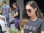EXCLUSIVE: Are Megan Fox and Brian Austin Green making a second go of things? The ex-couple were spotted having lunch together at Sweet Butter Cafe in Studio City CA. \n\nPictured: Megan Fox, Brian Austin Green\nRef: SPL1239300  020316   EXCLUSIVE\nPicture by: Splash News\n\nSplash News and Pictures\nLos Angeles: 310-821-2666\nNew York: 212-619-2666\nLondon: 870-934-2666\nphotodesk@splashnews.com\n