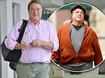John Goodman spotted leaving Los Angeles by way of LAX February 29, 2016.....Pictured: John Goodman..Ref: SPL1238723  290216  ..Picture by: Cathy Gibson / Splash News....Splash News and Pictures..Los Angeles: 310-821-2666..New York: 212-619-2666..London: 870-934-2666..photodesk@splashnews.com..