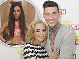 EDITORIAL USE ONLY. NO MERCHANDISING\nMandatory Credit: Photo by S Meddle/ITV/REX/Shutterstock (5598962a)\nStephanie Davis and Jeremy McConnell\n'Loose Women' TV show, London, Britain - 26 Feb 2016\n