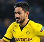 PORTO, PORTUGAL - FEBRUARY 25:  Ilkay Gundogan of Dortmund in action during the UEFA Europa League Round of 32 second leg match between FC Porto and Borussia Dortmund at Estadio do Dragao on February 25, 2016 in Porto, Portugal.  (Photo by Octavio Passos/Bongarts/Getty Images)