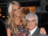 Petra Ecclestone and Bernie Ecclestone Form - launch party held at Matches. London, England - 07.09.09 Mandatory Credit: Daniel Deme / WENN.com