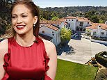 Jennifer Lopez new house  beverly hills