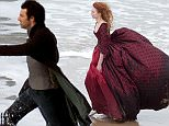 Picture Shows: Aidan Turner  March 03, 2016\n \n Aidan Turner and Eleanor Tomlinson spotted filming 'Poldark' in Cornwall, England.\n \n Non Exclusive\n WORLDWIDE RIGHTS\n Pictures by : FameFlynet UK � 2016\n Tel : +44 (0)20 3551 5049\n Email : info@fameflynet.uk.com