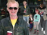 03 Mar 2016  - London  - UK *EXCLUSIVE ALL ROUND PICTURES* New Top Gear presenter Chris Evans pictured at Heathrow airport with his family! Byline Must Read: XPOSUREPHOTOS.COM ** UK clients please pixelate children's faces prior to publication** For content licensing please contact: Xposure Photos pictures@xposurephotos.com  44 (0) 208 344 2007