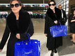Kris Jenner leaving LAX Airport and heading to Paris for a trip.\n\nPictured: Kris Jenner\nRef: SPL1239169  020316  \nPicture by: Clint Brewer / Splash News\n\nSplash News and Pictures\nLos Angeles: 310-821-2666\nNew York: 212-619-2666\nLondon: 870-934-2666\nphotodesk@splashnews.com\n