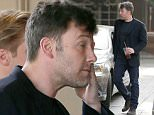 Picture Shows: Ben Affleck  March 01, 2016\n \n Actor and director Ben Affleck looks tired while visiting the Four Seasons Hotel in Beverly Hills, California. The 'Batman v Superman: Dawn of Justice' was looking casual smart in a black blazer and blue jeans.\n \n Non Exclusive\n UK RIGHTS ONLY\n \n Pictures by : FameFlynet UK © 2016\n Tel : +44 (0)20 3551 5049\n Email : info@fameflynet.uk.com