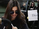 Mandatory Credit: Photo by Beretta/Sims/REX/Shutterstock (5608948h)\nKendall Jenner\nKendall Jenner out and about, Paris Fashion Week, France - 02 Mar 2016\n