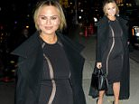 New York, NY - Pregnant Chrissy Teigen poses up revealing her growing belly at the Ed Sullivan Theatre following her appearance on 'The Late Show with Stephen Colbert' in New York City.\nAKM-GSI   March  1, 2016\nTo License These Photos, Please Contact :\nSteve Ginsburg\n(310) 505-8447\n(323) 423-9397\nsteve@akmgsi.com\nsales@akmgsi.com\nor\nMaria Buda\n(917) 242-1505\nmbuda@akmgsi.com\nginsburgspalyinc@gmail.com