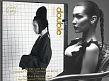eURN: AD*198446042  Headline: Bella Hadid on Double Magazine Caption:  Photographer:  Loaded on 01/03/2016 at 22:21 Copyright:  Provider: Double Magazine  Properties: CMYK JPEG Image (1721K 791K 2.2:1) 584w x 754h at 72 x 72 dpi  Routing: DM News : News (EmailIn) DM Online : Online Previews (Miscellaneous), CMS Out (Miscellaneous), LA Basket (Miscellaneous)  Parking: