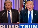 I love the KKK - Kim, Khloe, Kourtney, they're fantastic people!' Jimmy Fallon roasts Trump and Chris Christie