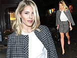Picture Shows: Mollie King  March 02, 2016\n \n Singer-songwriter Mollie King arrives at the Liberty x Mothers2mothers charity event in London, England. \n \n Non Exclusive\n WORLDWIDE RIGHTS\n \n Pictures by : FameFlynet UK © 2016\n Tel : +44 (0)20 3551 5049\n Email : info@fameflynet.uk.com