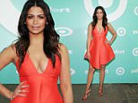 NEW YORK, NY - MARCH 03:  Camila Alves attends Target Pillowfort launch party at Highline Stages on March 3, 2016 in New York City.  (Photo by Neilson Barnard/Getty Images for Target)