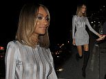 Picture Shows: Jourdan Dunn  March 03, 2016\n \n Celebrities are seen arriving at The Balmain after Party held at Laperouse Restaurant in Paris, France.\n \n Non-Exclusive\n WORLDWIDE RIGHTS\n \n Out France No Syndication to Abaca\n \n Pictures by : FameFlynet UK © 2016\n Tel : +44 (0)20 3551 5049\n Email : info@fameflynet.uk.com