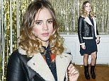 PARIS, FRANCE - MARCH 01:  Suki Waterhouse attends Prom 2016 Party hosted by Coach for the Paris Flagship opening as part of the Paris Fashion Week Womenswear Fall/Winter 2016/2017  at Hotel Salomon de Rothschild on March 1, 2016 in Paris, France.  (Photo by Julien M. Hekimian/WireImage for Coach)