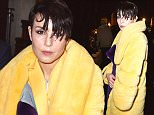 Picture Shows: Noomi Rapace  March 03, 2016    Celebrities seen attending the Vionnet show as part of Paris Fall/Winter 2016/2017 Fashion Week in Paris, France.     Non-Exclusive  UK RIGHTS ONLY    Pictures by : FameFlynet UK © 2016  Tel : +44 (0)20 3551 5049  Email : info@fameflynet.uk.com
